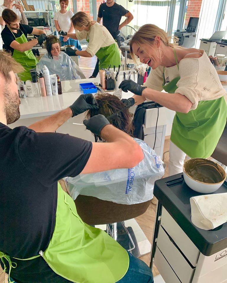 Hair Ledneczki - Fodrászat, Hajgyógyászat