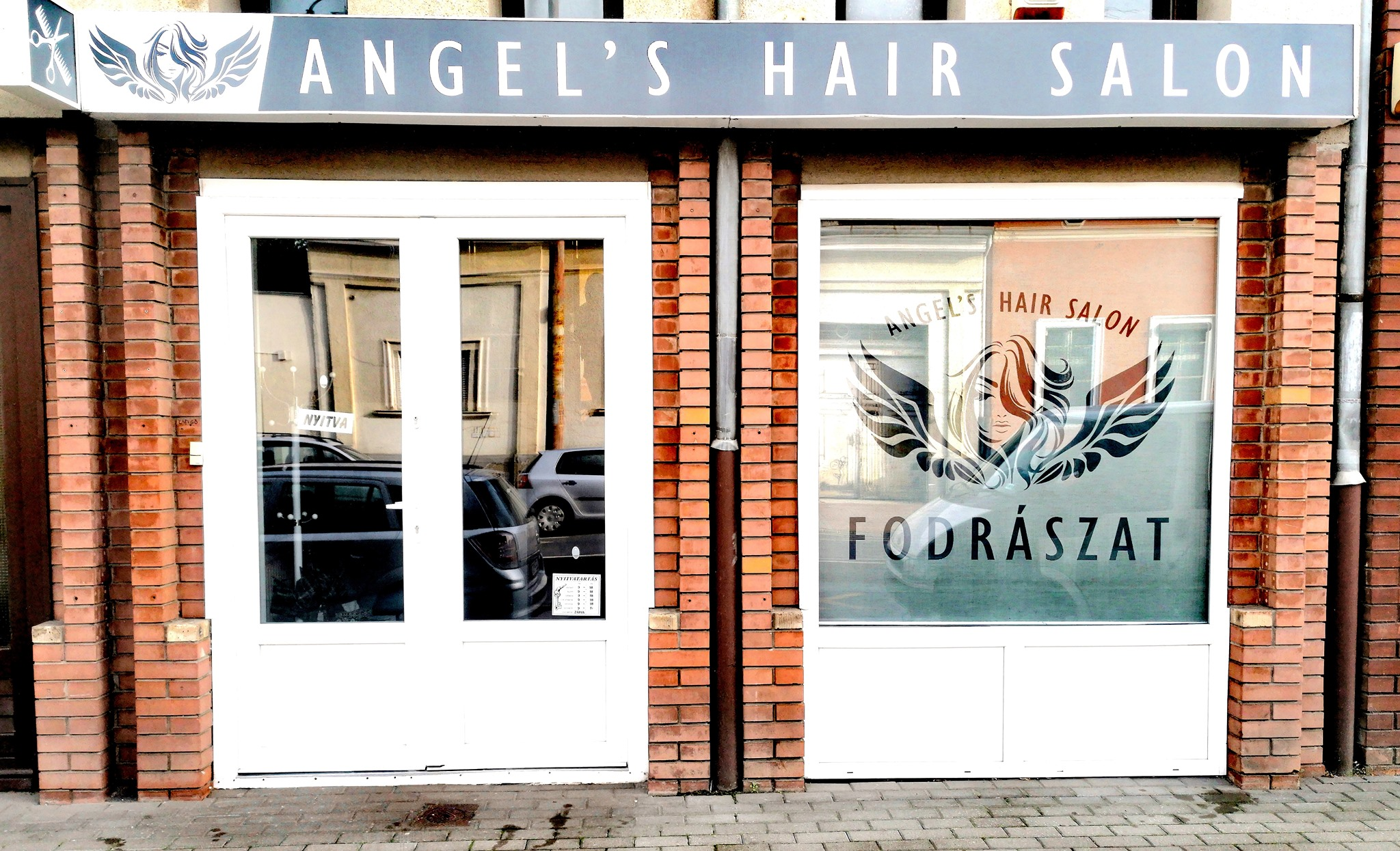 Angel's Hair Salon - Fodrászat