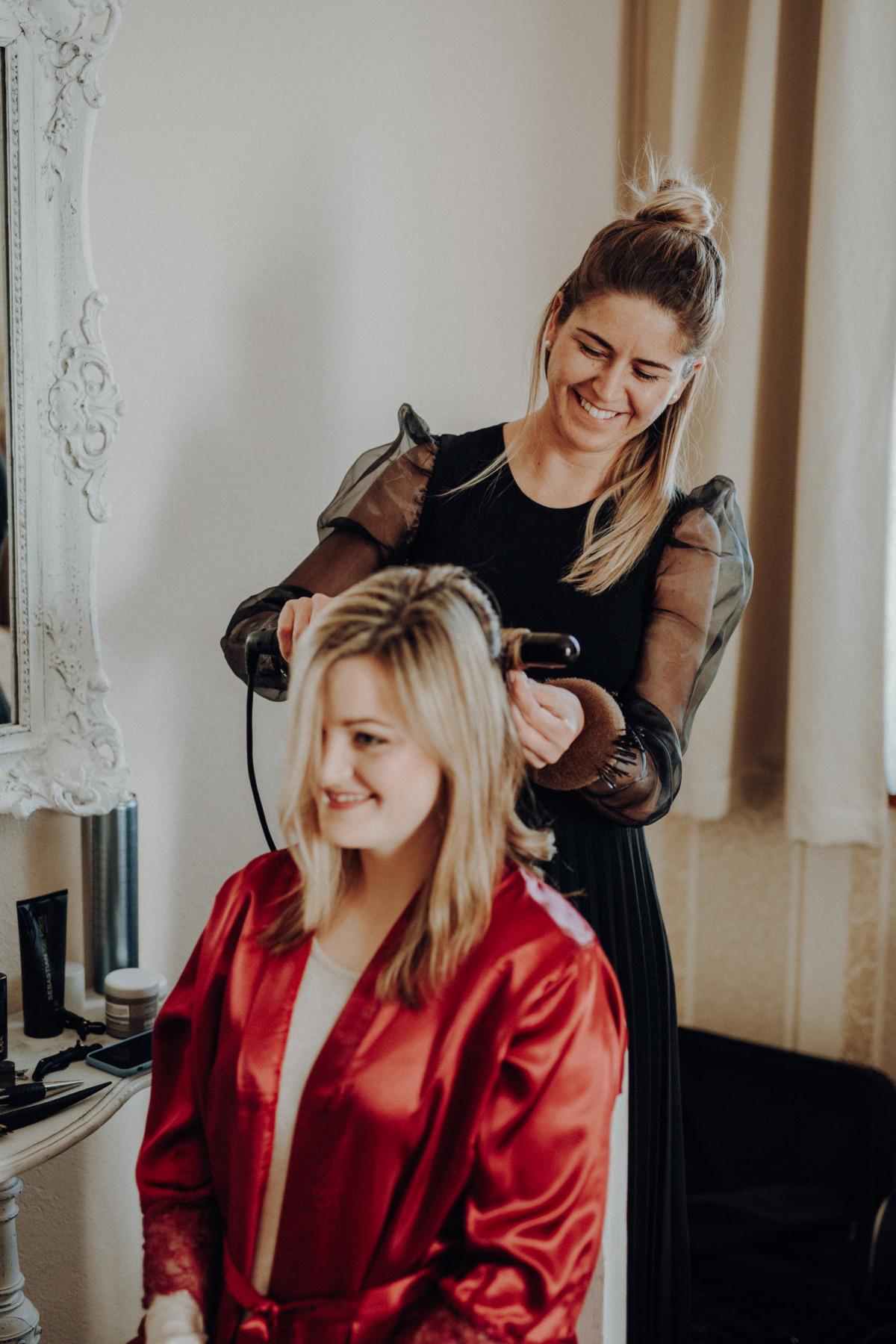 Forró Édua Hairstylist - Weddinghairstylist - Fodrászat