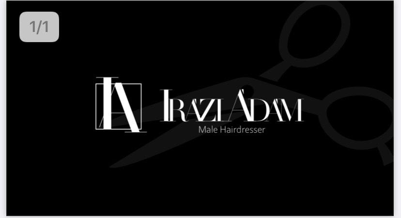 Irázi Ádám Male Hairdresser -