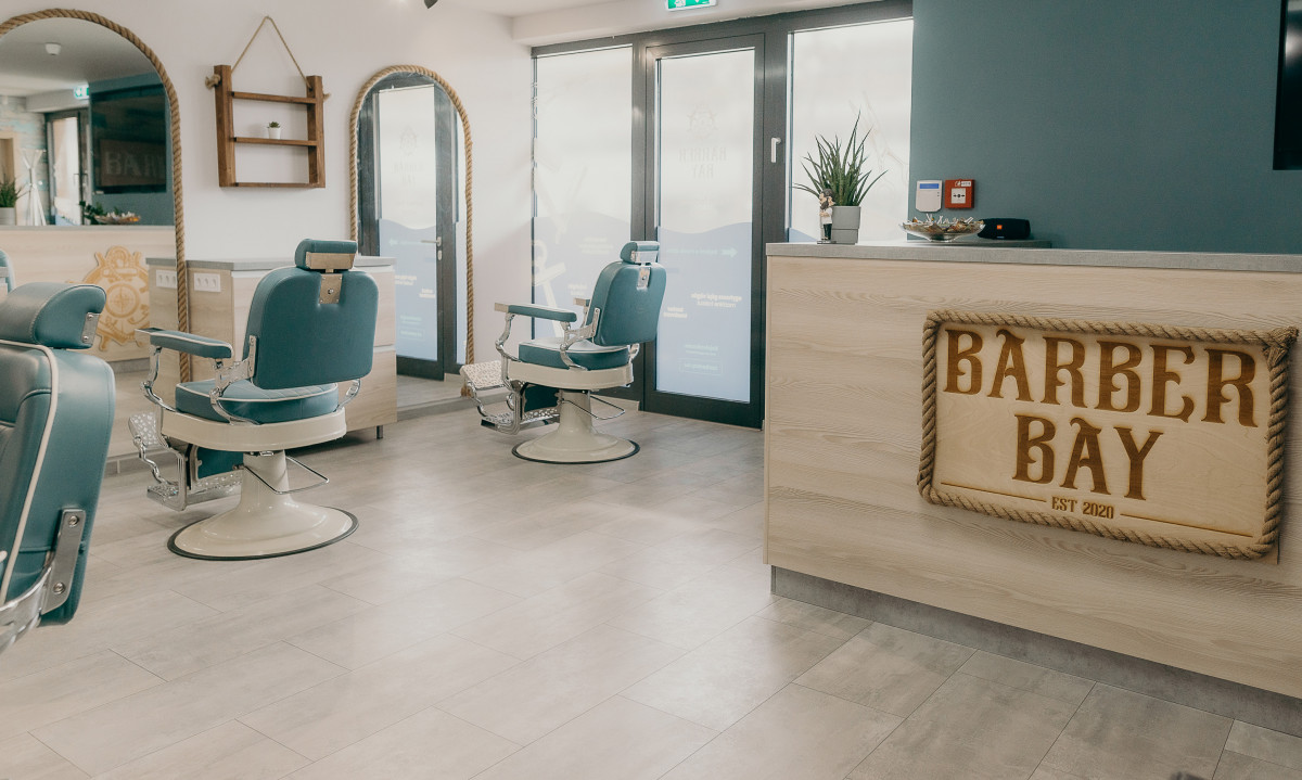 Barber Bay - Fodrászat
