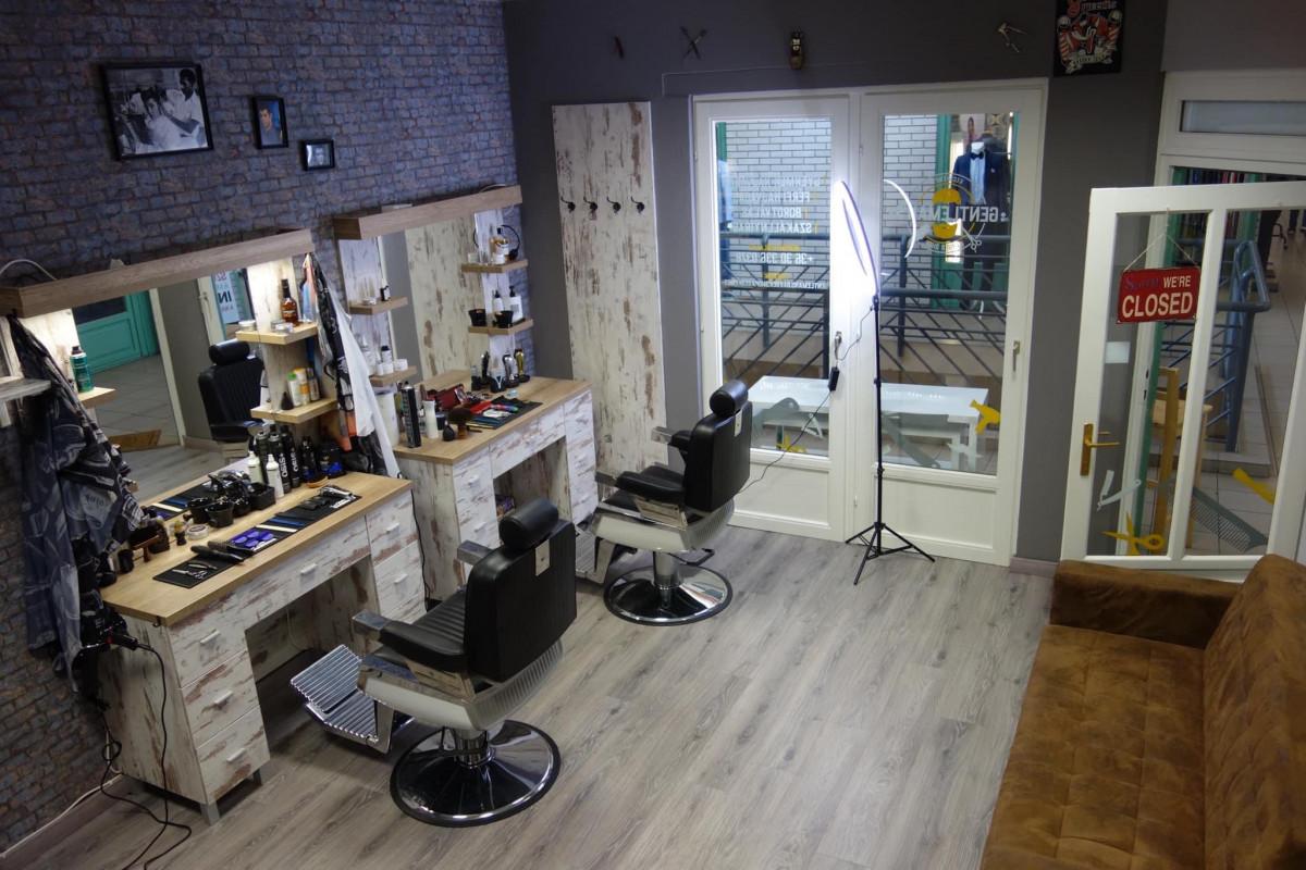 Gentleman's Barber Shop - Fodrászat